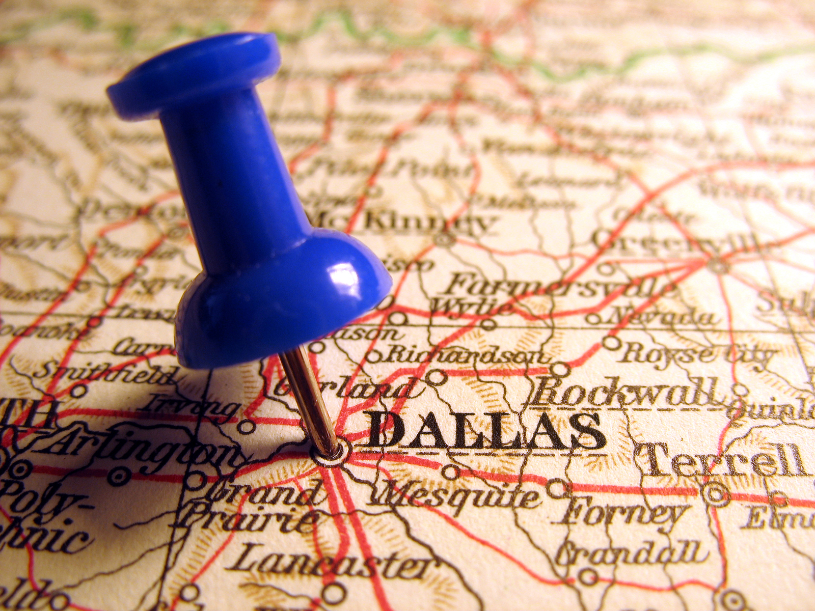 Dallas-Map-Pin